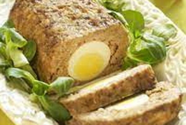recept gehaktbrood met ei